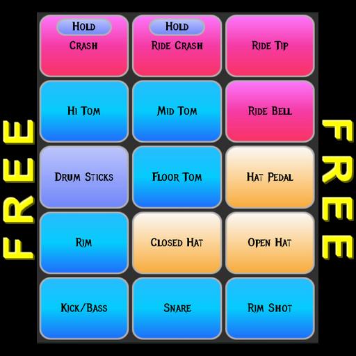 Drum Pads Lite Free 1.1