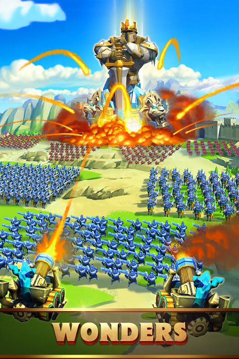 Lords Mobile: War Kingdom - Strategy RPG Battle