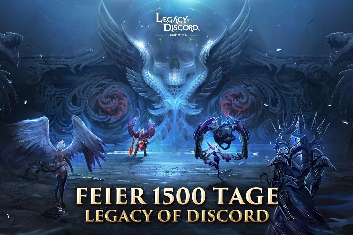 Legacy of Discord-FuriousWings