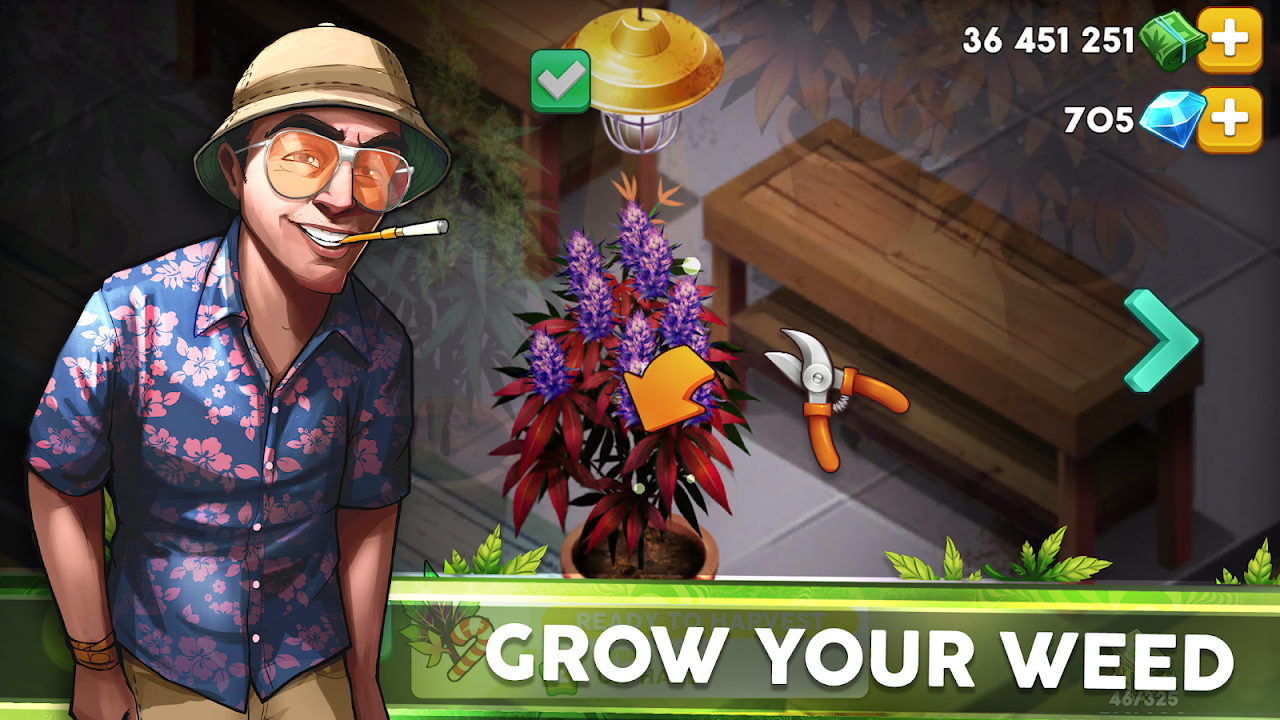 Hempire - Weed Growing Game