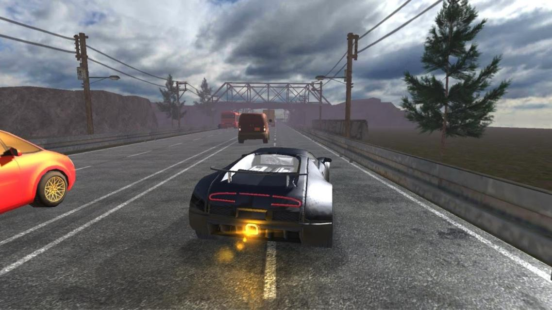 Free Race: Car Racing game