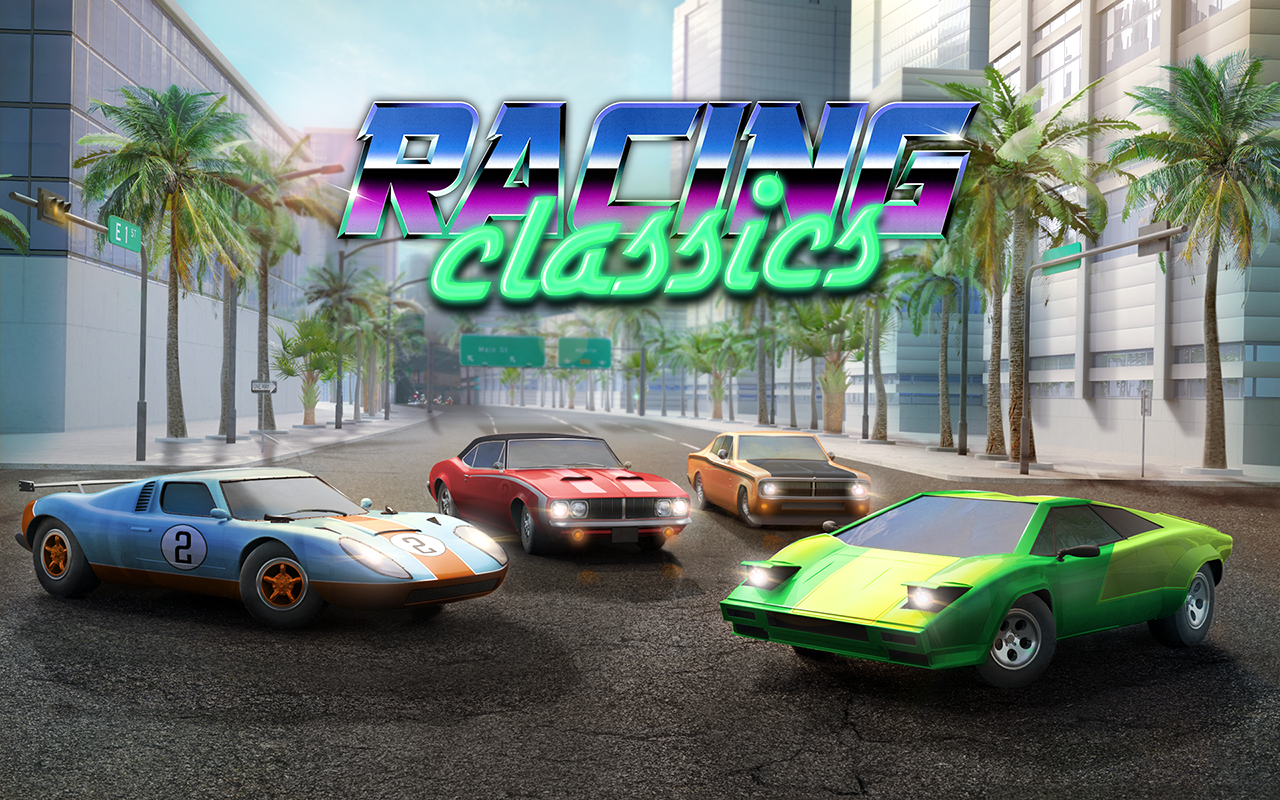 Racing Classics PRO: Drag Race & Real Speed