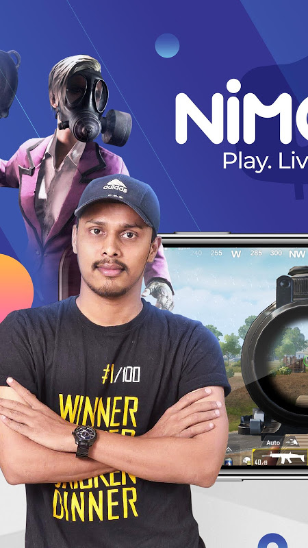 Nimo TV – Live Game Streaming