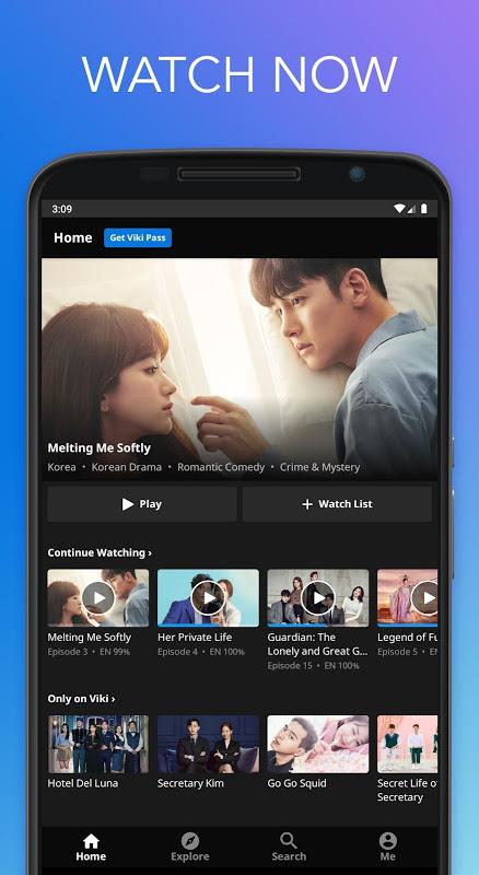 Watch Any Korea and Chinese Drama