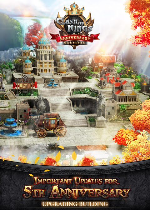 Clash of Kings : The Ramadan event is on going!