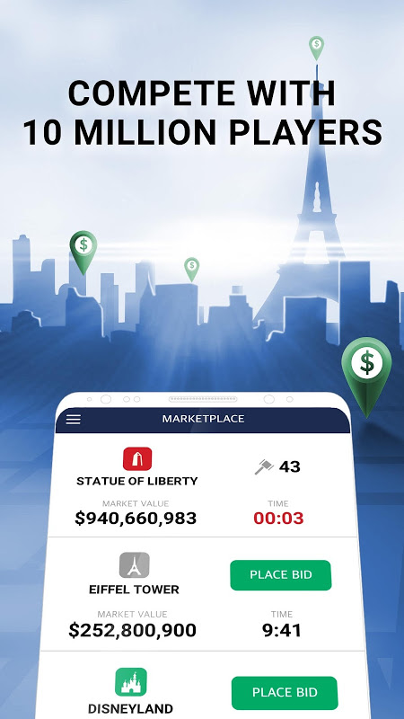 Landlord Tycoon - Money Investing Idle with GPS