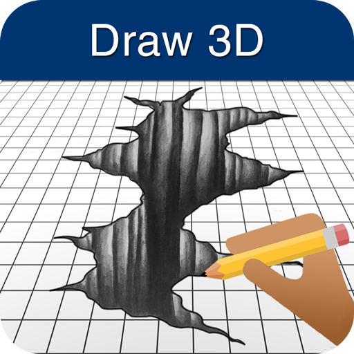 How to Draw 3D 3.4.6c