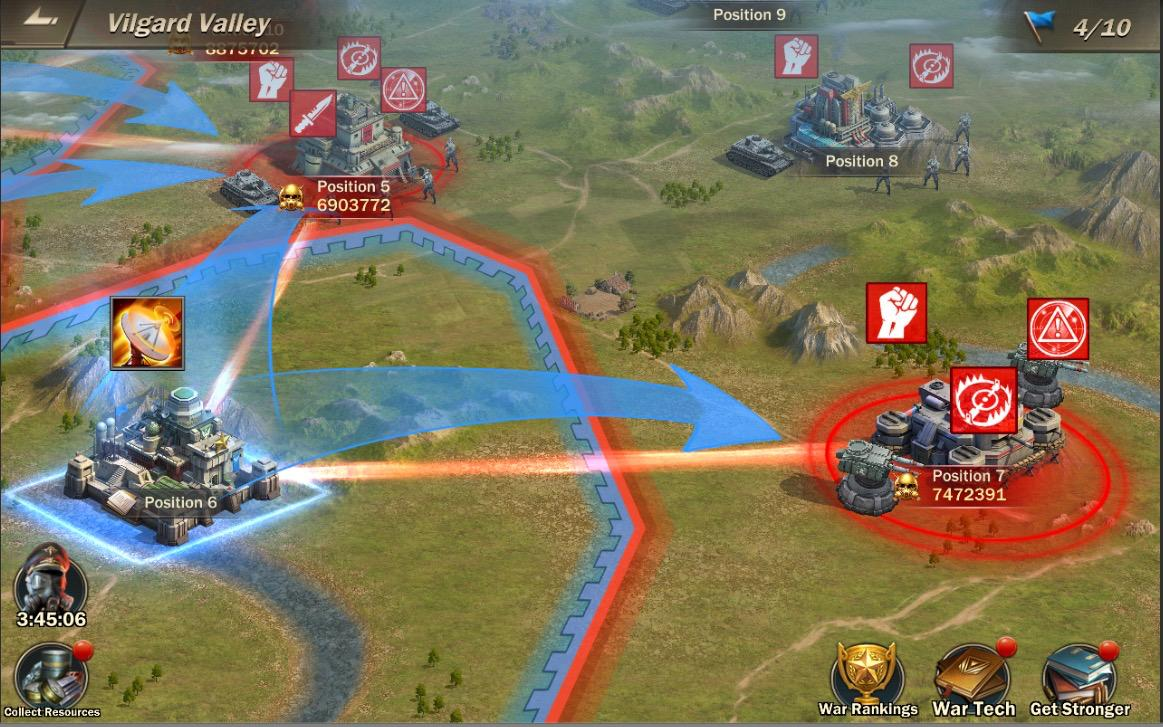 Z Day: Hearts of Heroes | MMO Strategy War