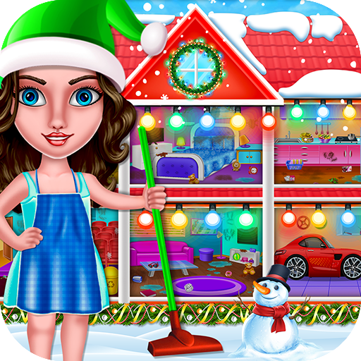 House Cleanup : Girl Home Cleaning Games 3.7.0c