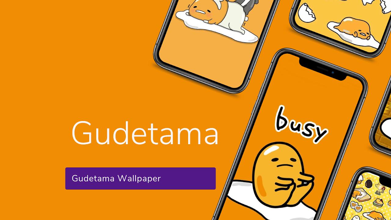 Gudetama Wallpaper 4K