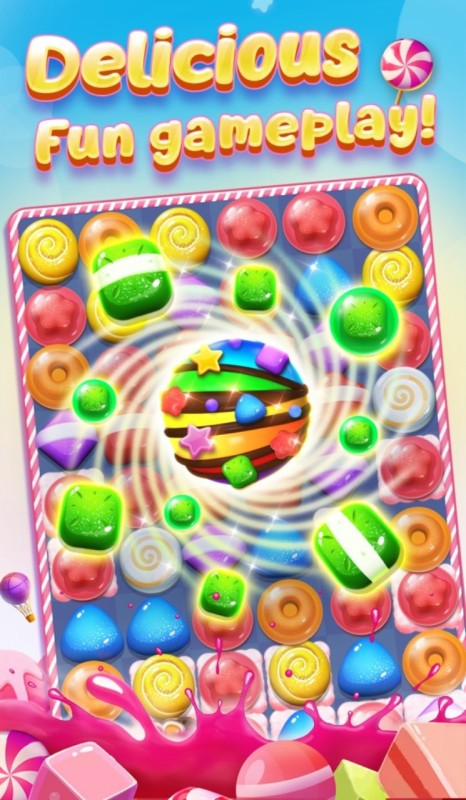Candy Charming