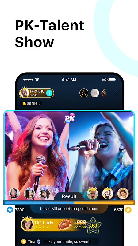 BIGO LIVE - Live Stream, Live Video & Live Chat