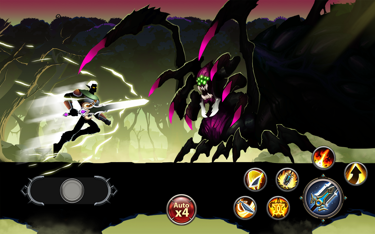 Shadow Legends - 2D Action RPG