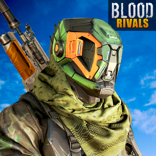 Blood Rivals - Survival Battleground FPS Shooter 2.3c