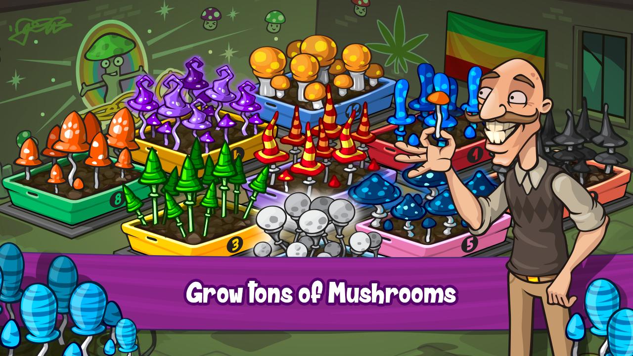 Weed Farm Tycoon: Ganja Paradise