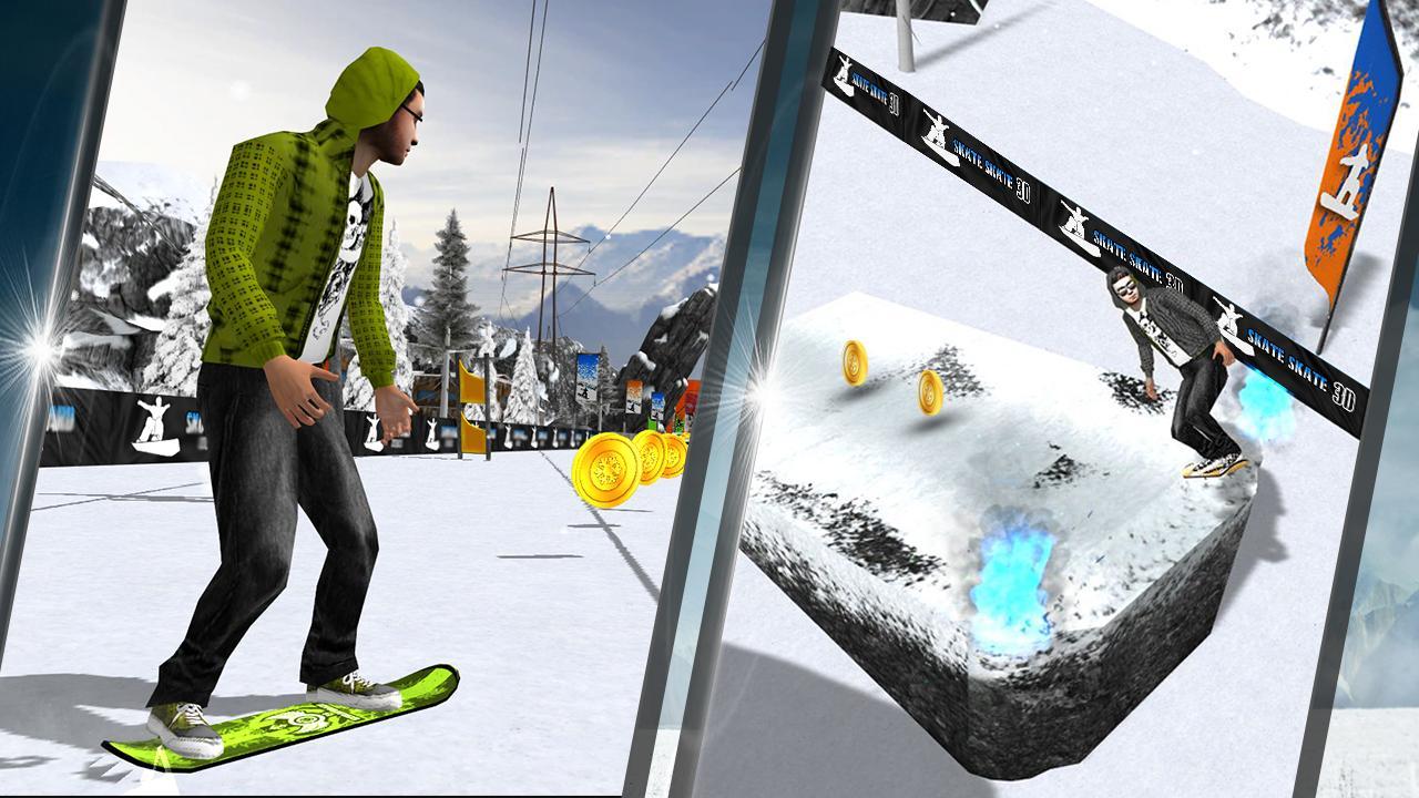 Skate Skate 3D