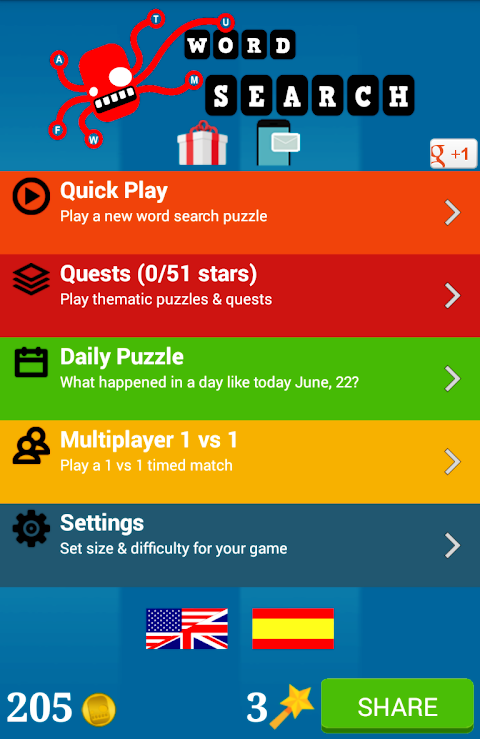 Screenshot Word Search APK