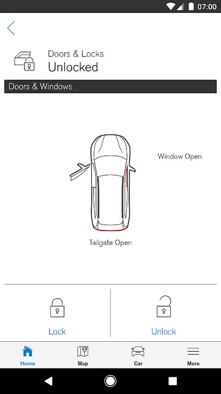 Screenshot Volvo On Call APK