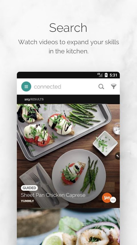 Yummly Recipes & Shopping List The App Store