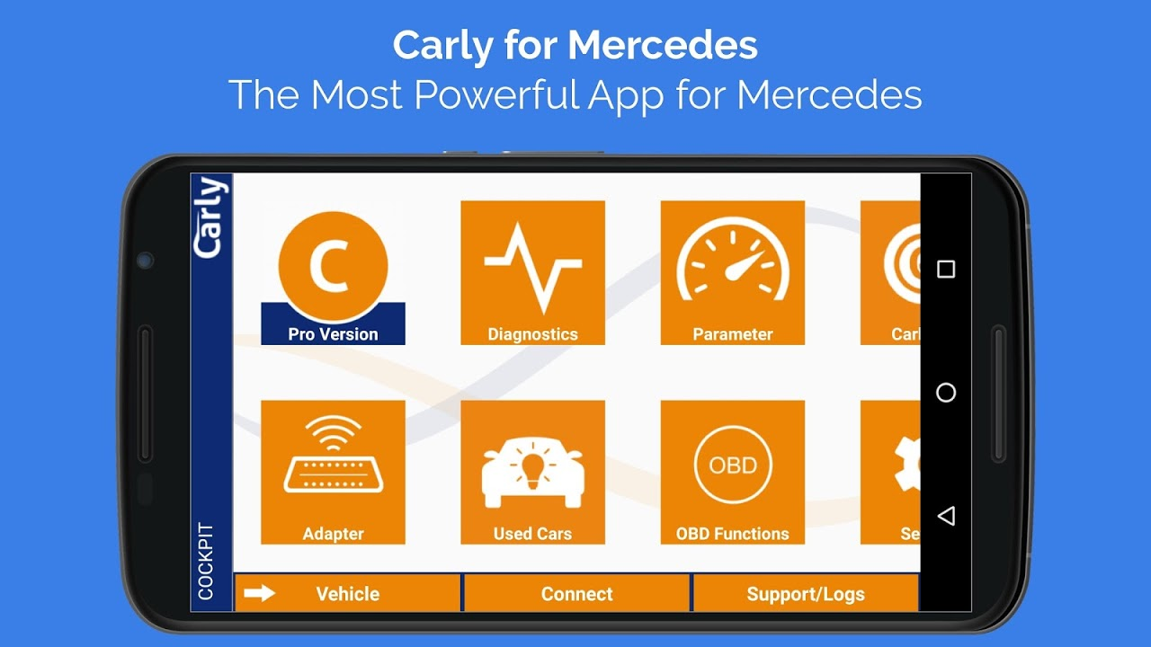 Screenshot Carly for Mercedes APK