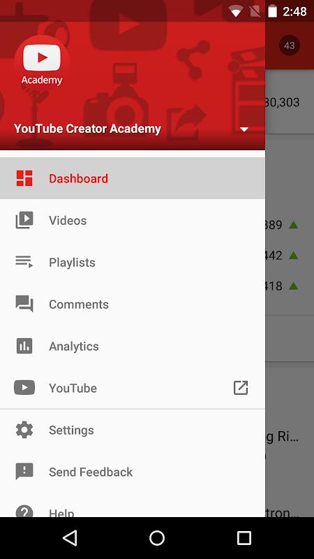 YouTube Studio The App Store