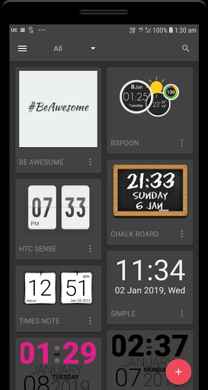 UCCW - Ultimate custom widget The App Store