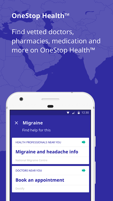 Screenshot Your.MD: Symptom Checker & Health Tracker APK