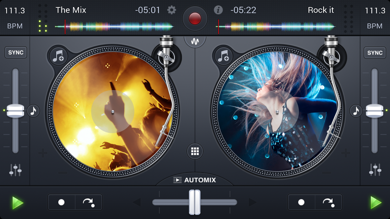 djay FREE - DJ Mix Remix Music The App Store android Code Lads