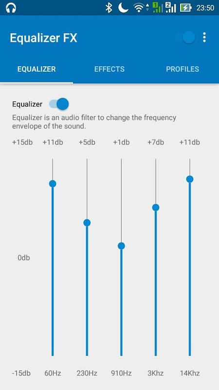 Equalizer FX The App Store