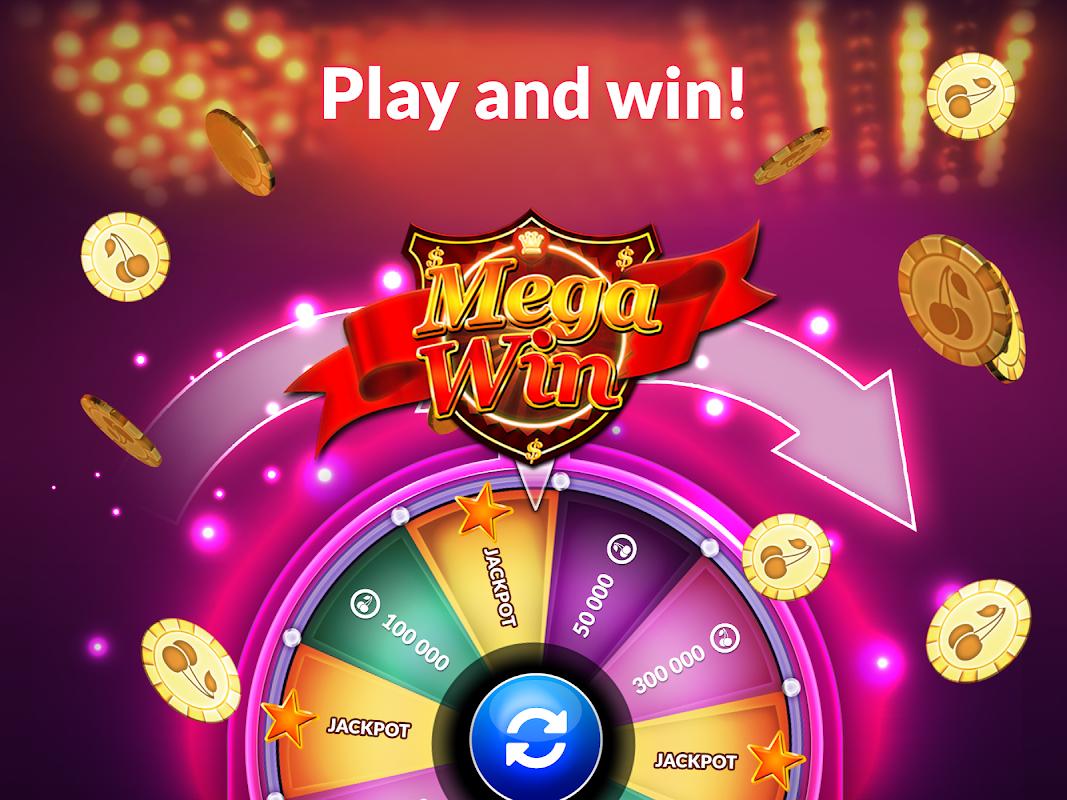Screenshot MyJackpot – Vegas Slot Machines & Casino Games APK