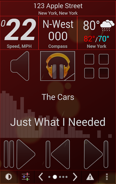 Screenshot Car Home Ultra APK