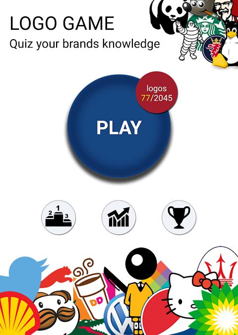 Screenshot Quiz: Logo game APK