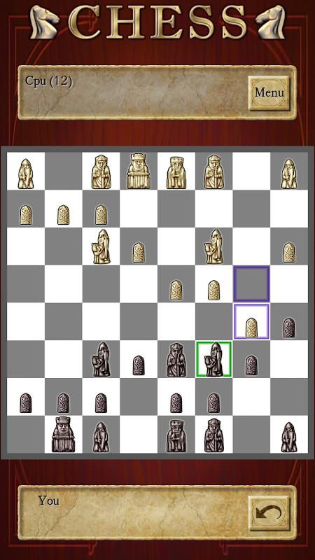 Screenshot Chess Free APK