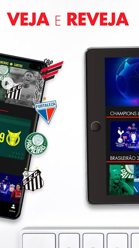 Esporte Interativo Plus The App Store android Code Lads