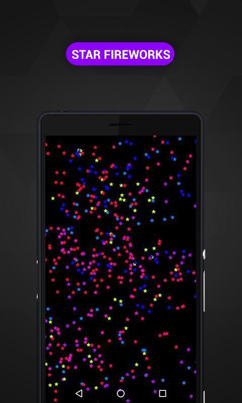 Screenshot Music Strobe house party: disco flashing lights. APK