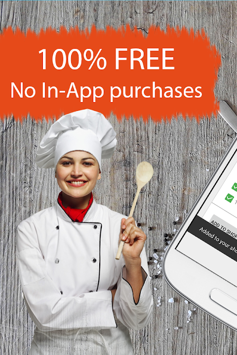All Recipes Free - Food Recipes Cookbook The App Store android Code Lads
