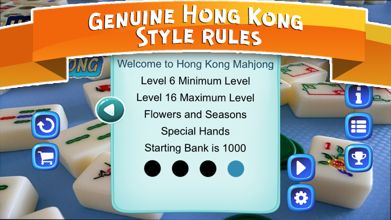 Screenshot Hong Kong Style Mahjong APK