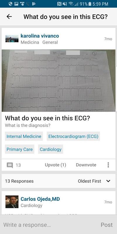 Screenshot Medscape APK