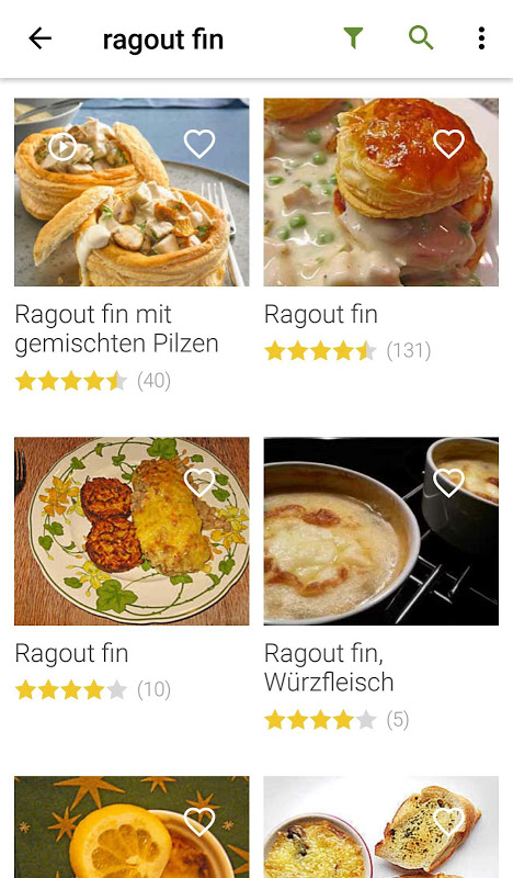 Chefkoch - Rezepte & Kochen The App Store android Code Lads