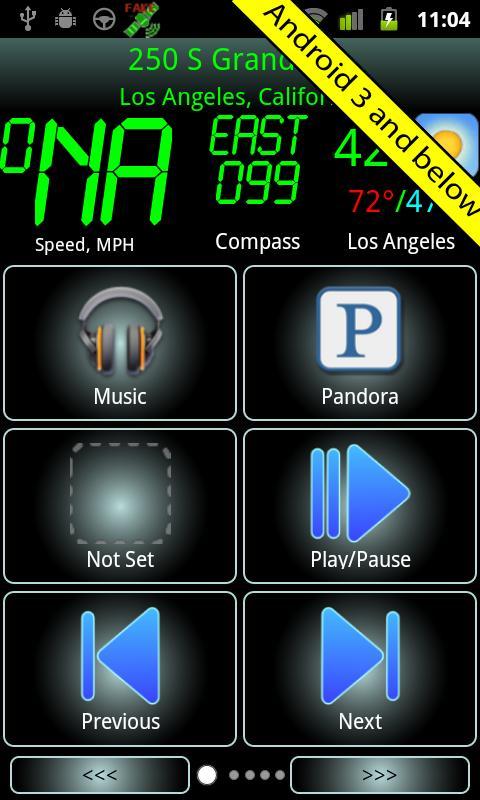 Screenshot Car Home Ultra APK