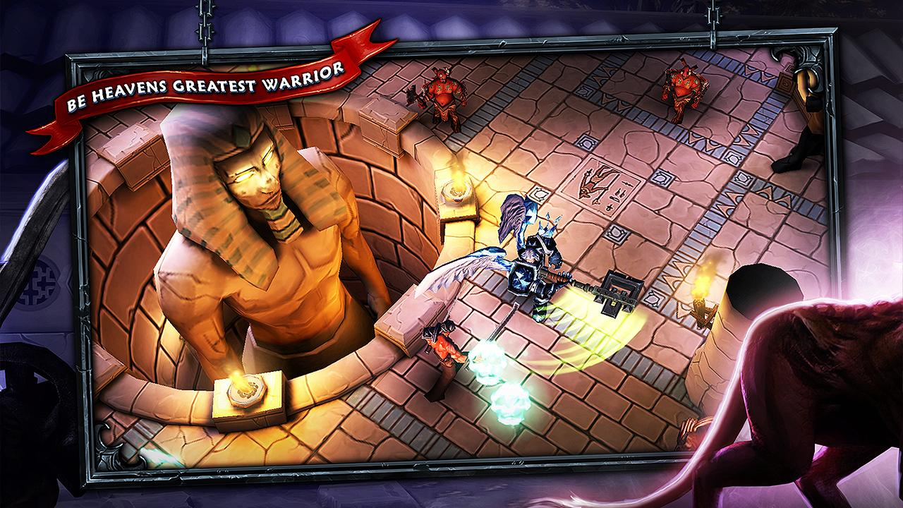 SoulCraft - Action RPG (free) The App Store android Code Lads
