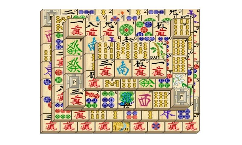 Screenshot Mahjong Classic APK