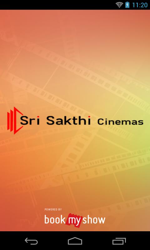 Sri Sakthi Cinemas The App Store