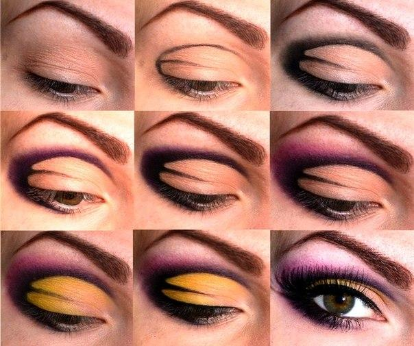 (step by step) eye makeup The App Store android Code Lads