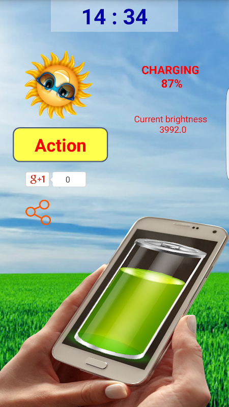 Solar Battery Charger Prank The App Store