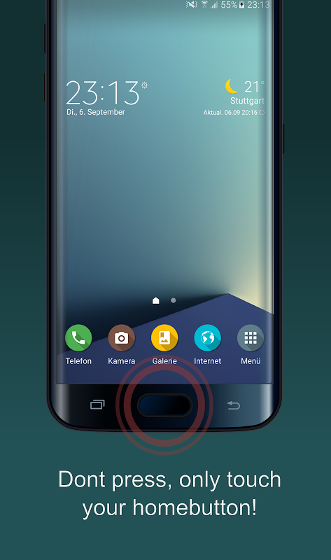 easyHome - Fingerprint Actions The App Store