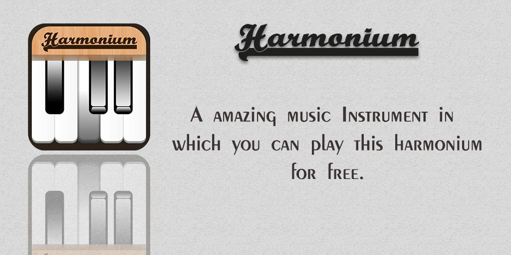 Real Harmonium The App Store
