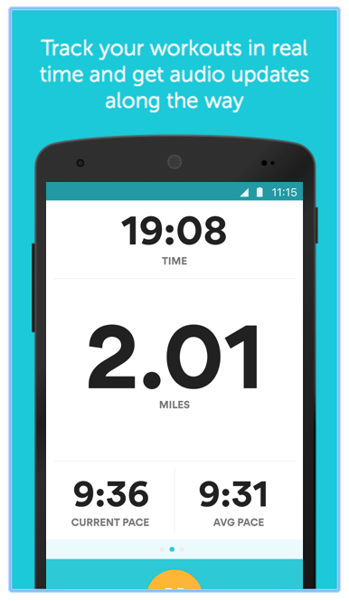 RunKeeper - GPS Track Run Walk The App Store android Code Lads