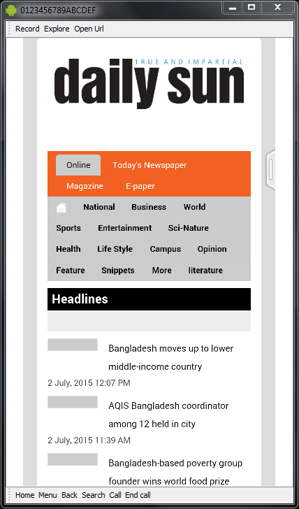 All Top Bangla Newspapers BD Download | The App Store