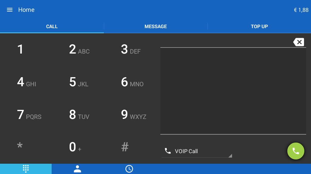 Screenshot Rynga - Cheap Android Calls APK